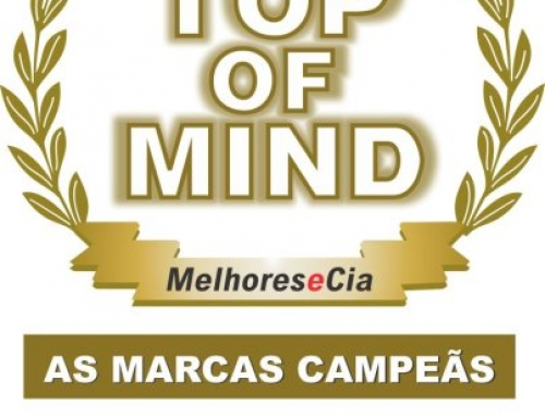 Receberemos o Top Of Mind 2012